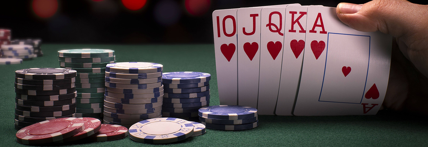 How do online Poker Games work