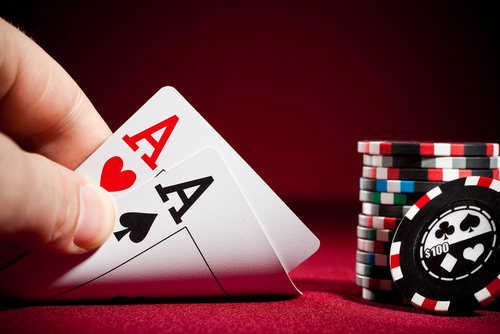 Qualities of successful poker player