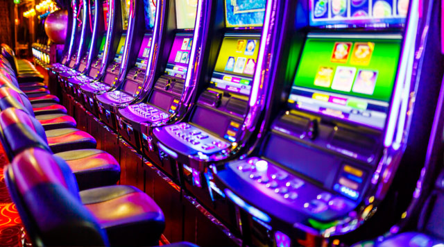 State-by-state payouts on slot machines